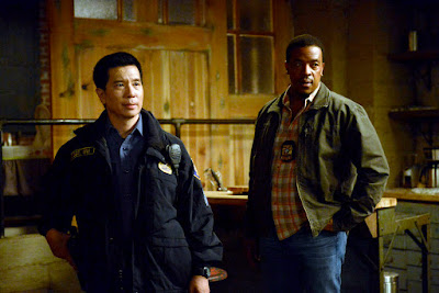 Russell Hornsby and Reggie Lee in Grimm Season 6 (11)