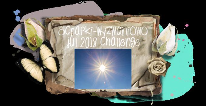 July 2018 Challenge - Sun
