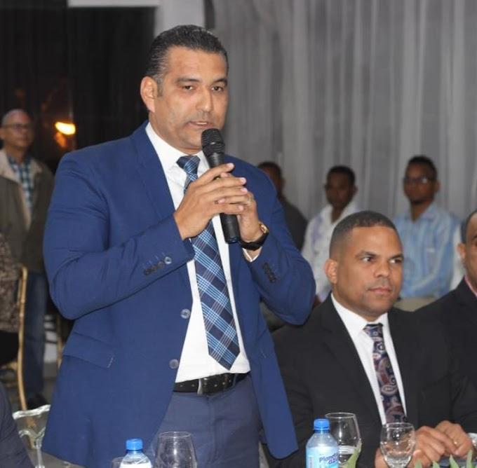 Diputado Luis Alberto Tejeda destaca apoyo de DICOM a microempresarios de la comunicación