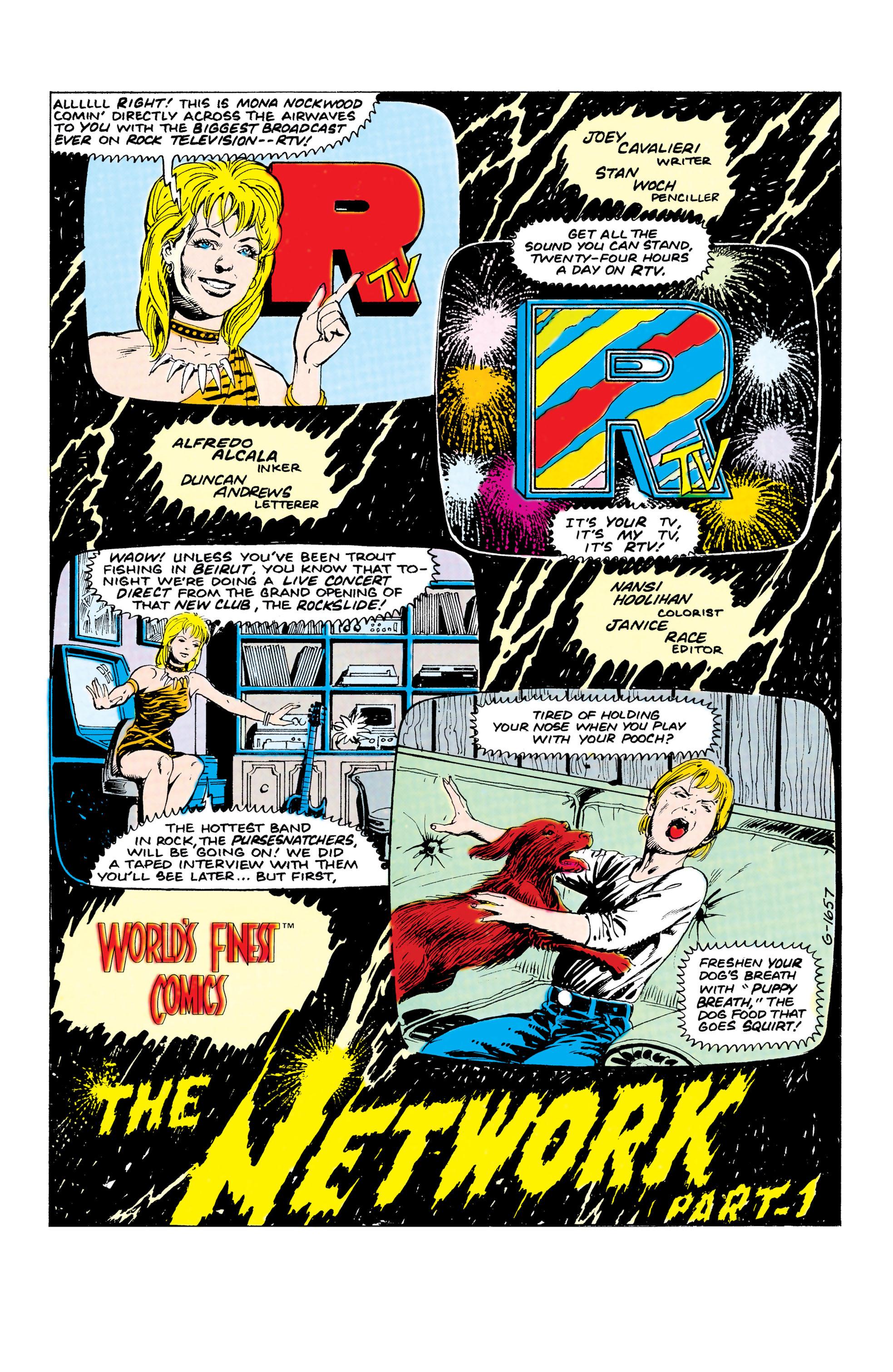 Read online World's Finest Comics comic -  Issue #312 - 2