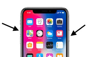 iPhone-X-Ekran-Görüntüsü-Nasıl-Alınır
