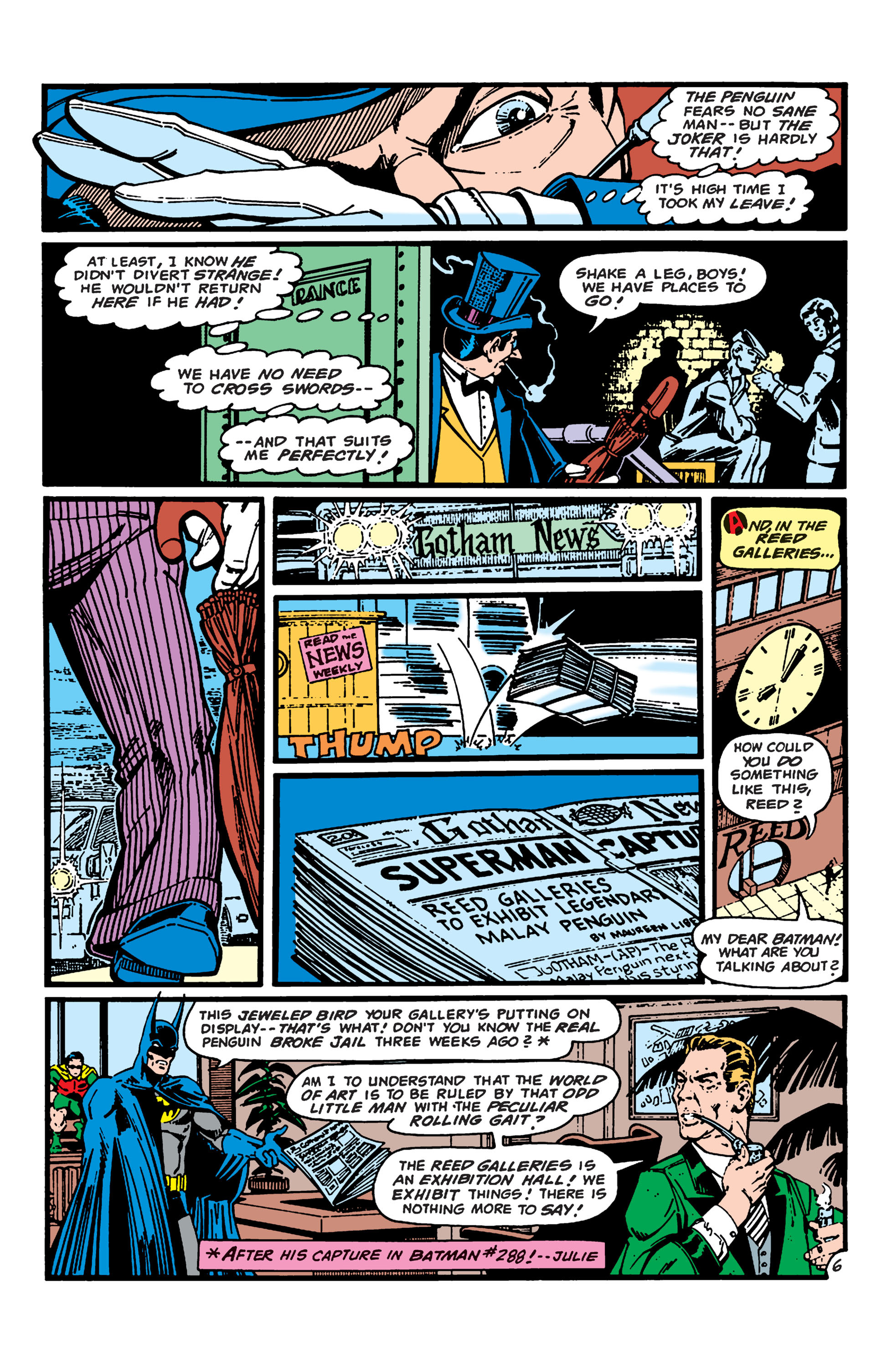 Detective Comics (1937) 473 Page 6