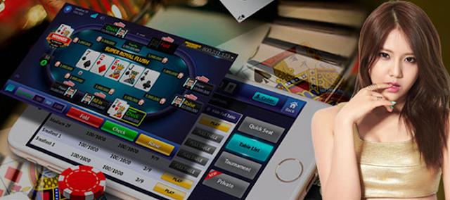 Bandar game poker online paling popular adalah nyonyaqq.net