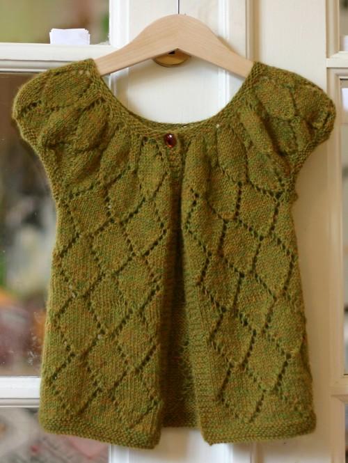 Summer Sweater - Free Pattern