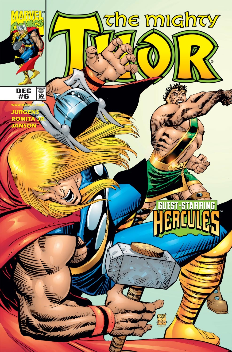 Thor (1998) Issue #6 #7 - English 1