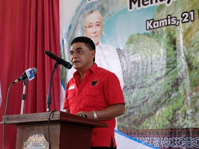 Aksi Stuntman Moge Jokowi Disorot, PDIP: Iri Hati Jangan Sampai Segitunya