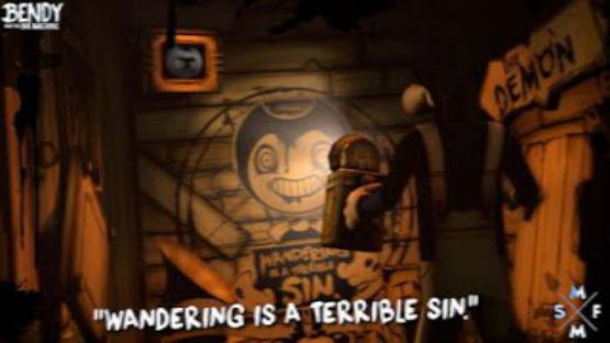 Download Bendy And The Ink Machine Chapter 4 game for pc full version