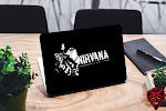 Nirvana Laptop Skin