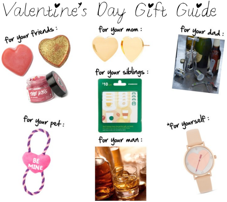 The Blush Blonde Last Minute Valentine S Day Gifts