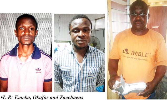 3 nigerian drug traffickers arrested lagos