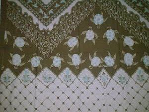 Batik dari Sukabumi