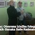 Lukavac: Otvorena izložba fotografija i novinskih članaka Saše Radmanovića