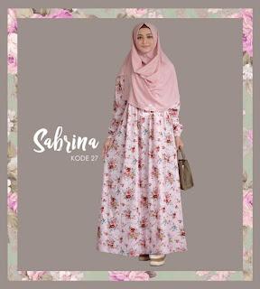 Gamis Jasmine Sabrina Dress 27