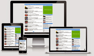 Download Simple Sense Blogger Template