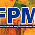 Fundo de Participação dos Municípios (FPM), será repassado para as prefeituras nesta quarta-feira (30). Confira!