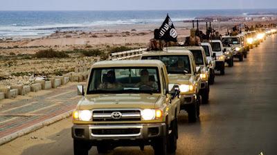 """استعراض """"داعش"""""""