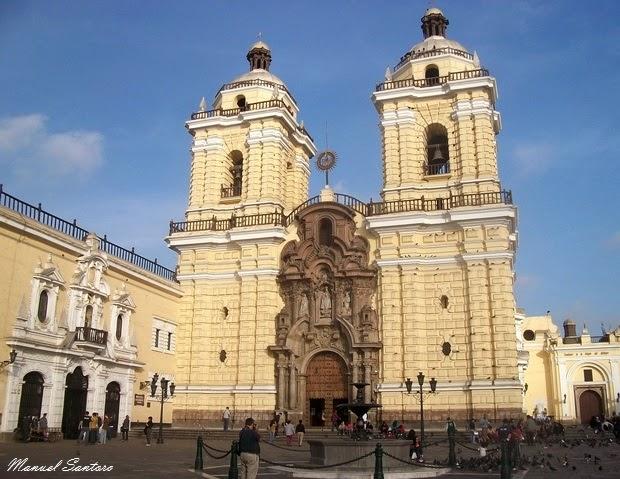 Lima, Monastero di San Francisco