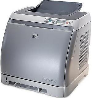 HP Color Laser 1600 Driver Printer Download