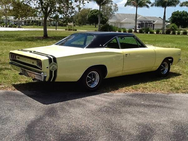 2015 Dodge Barracuda >> Original, 1968 Dodge Super Bee - Buy American Muscle Car