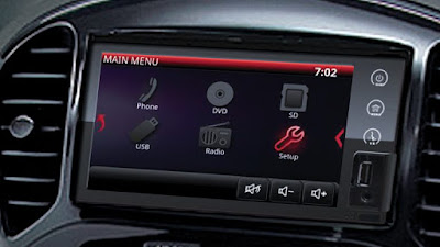 Audio Mobil Nissan Juke