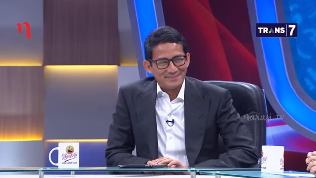 Dicecar Pertanyaan Jebakan Najwa, Jawaban Sandi Santun dan Telak