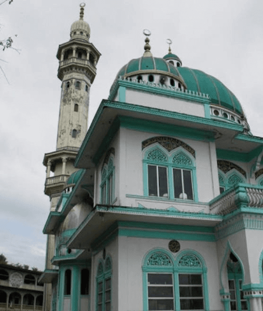 Beautiful Masjid's In The Philippines Dilimbayan Tugaya Central Mosque Image