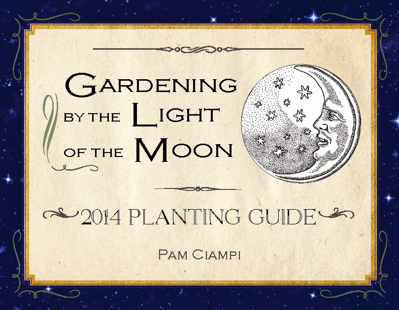 2014 Gardening by the Light of the Moon cover