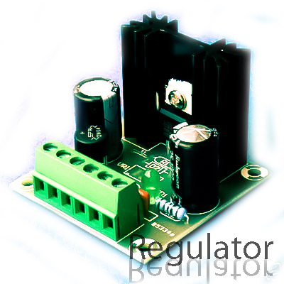 Power Supply  ere on 12 volt voltage regulator 7812