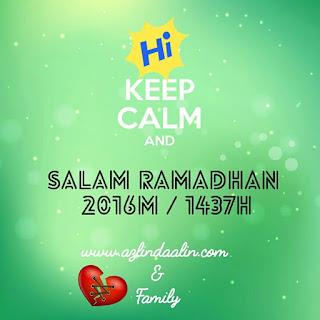 SALAM RAMADHAN 2016M 1437H
