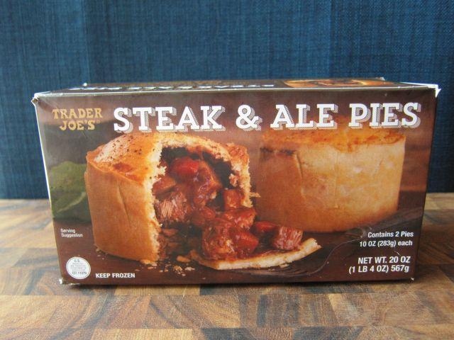 Frozen Friday - Trader Joe's Steak & Ale Pies | Brand Eating