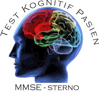 test mental MMSE diperlukan untuk menilai pasien kognitif