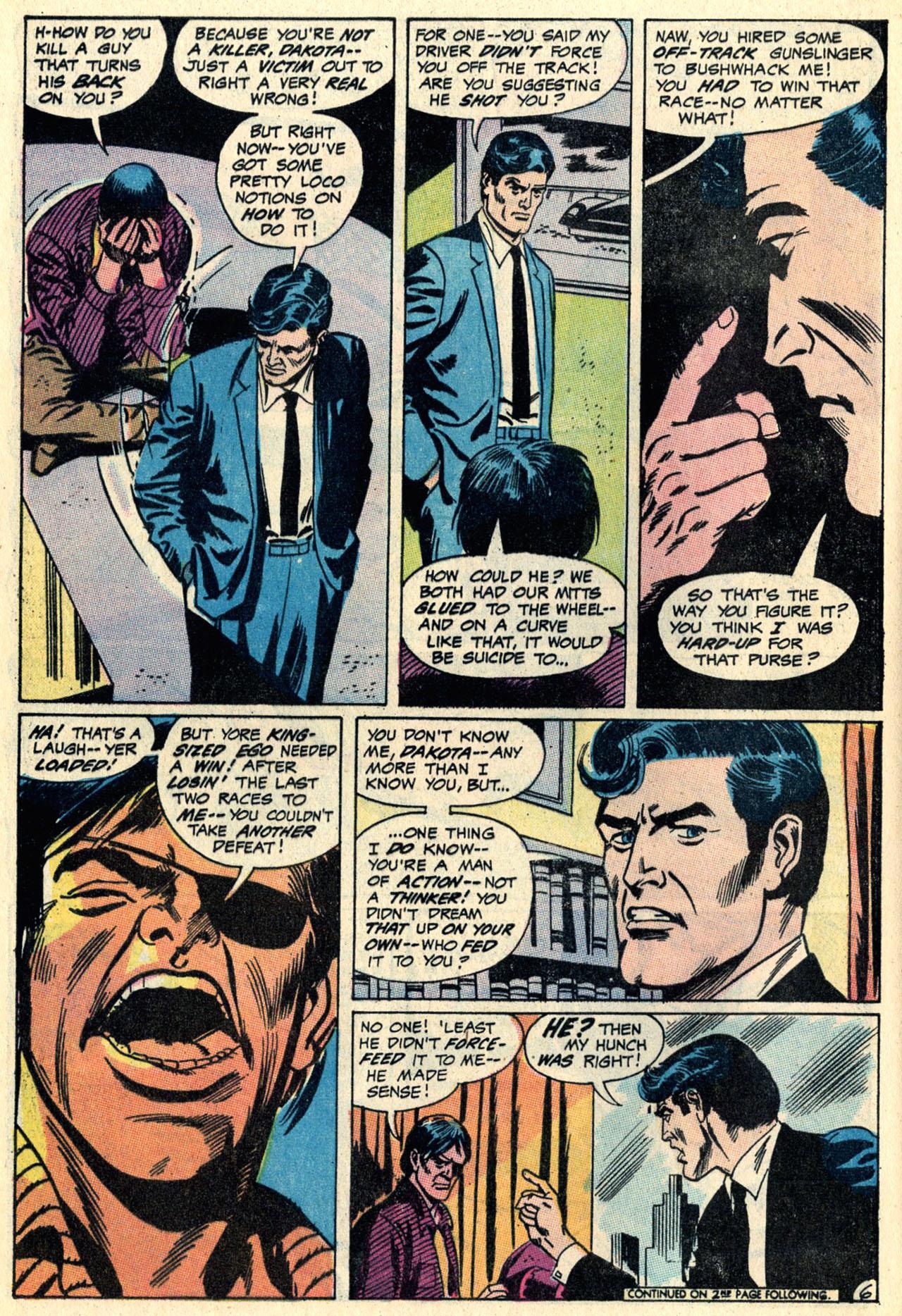 Detective Comics (1937) 394 Page 7