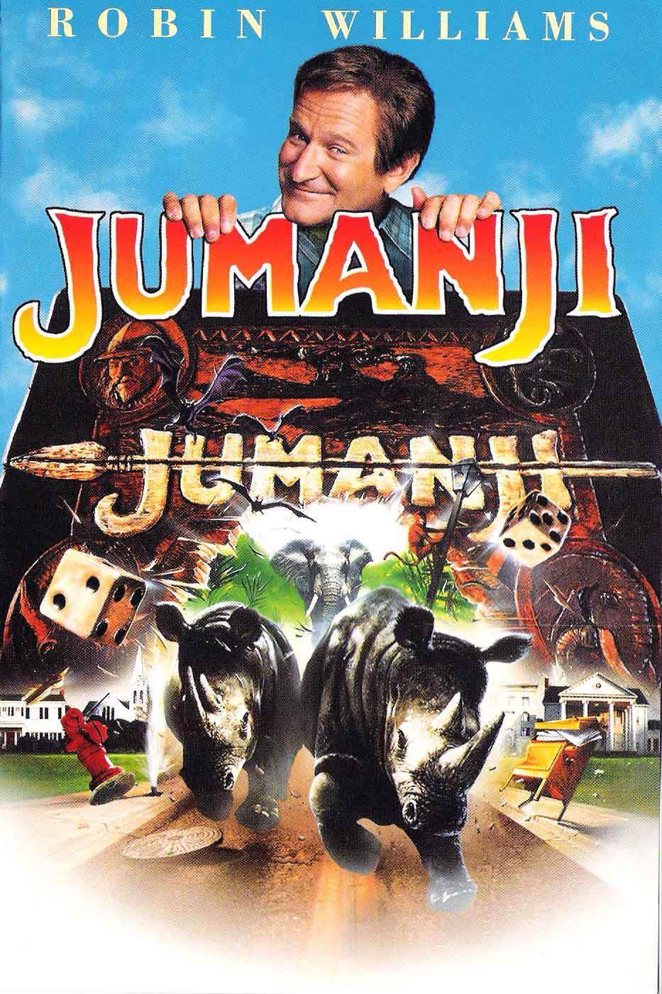 Jumanji (1995) ταινιες online seires xrysoi greek subs