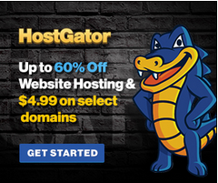 Host Gator Spring offers with Free Domain