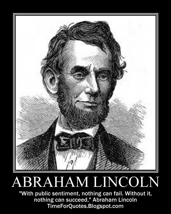 Abraham Lincoln Famous Quotes: Abraham Lincoln Quotes On Education. QuotesGram