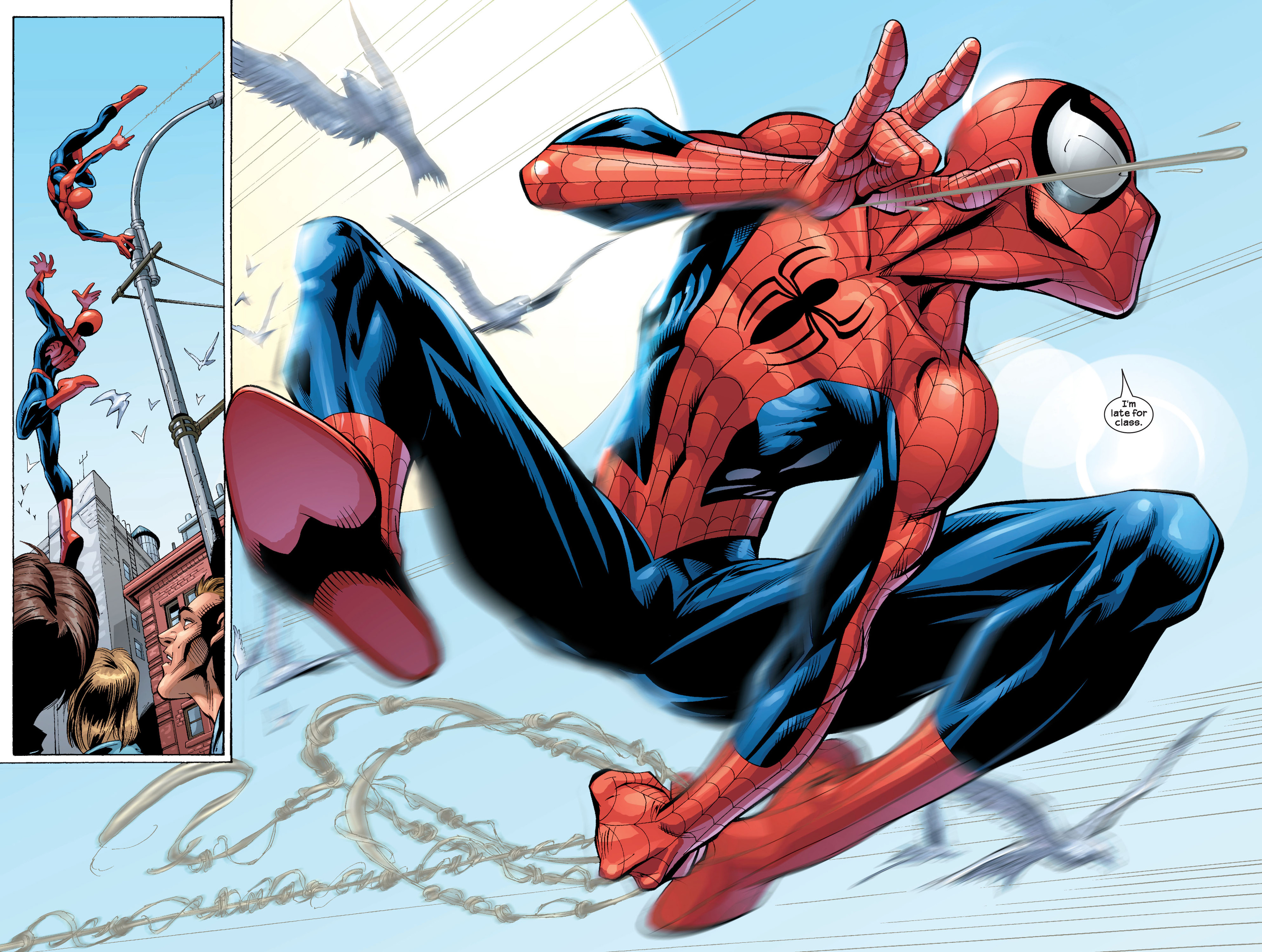 Read online Ultimate Spider-Man (2000) comic -  Issue #22 - 8