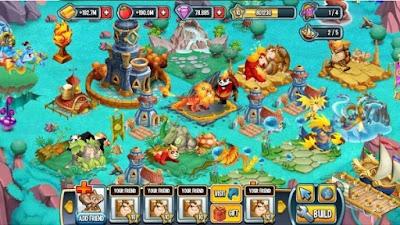 Cheat Game Monster Legends Mod
