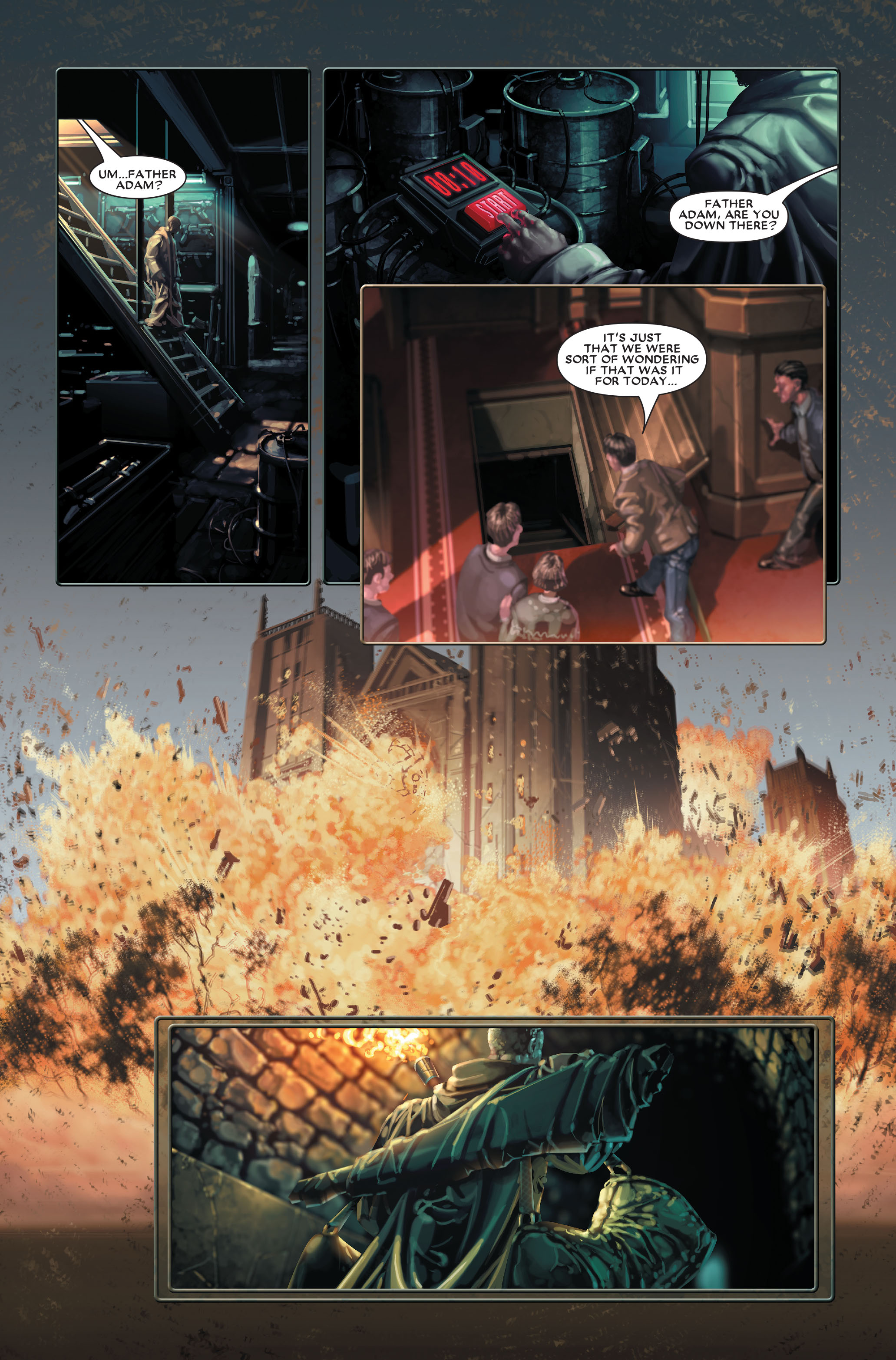 Ghost Rider (2005) Issue #3 #3 - English 16