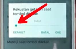 Cara Mematikan Getar Keyboard Xiaomi Redmi 6A 5
