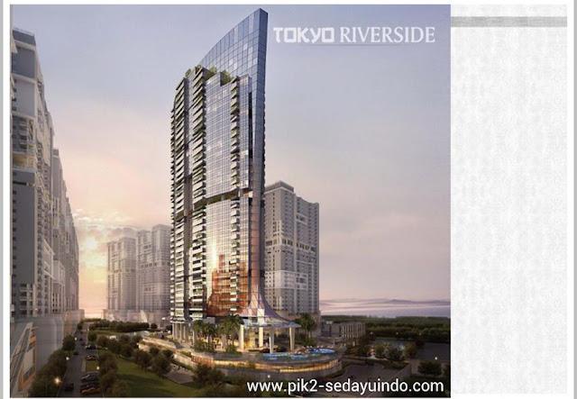 Brosur Apartemen Tokyo Riverside PIK 2