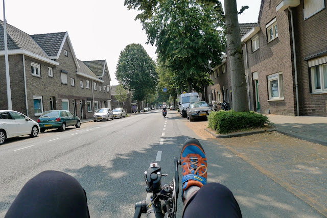Tour de la Belgique en vélo,Mastricht