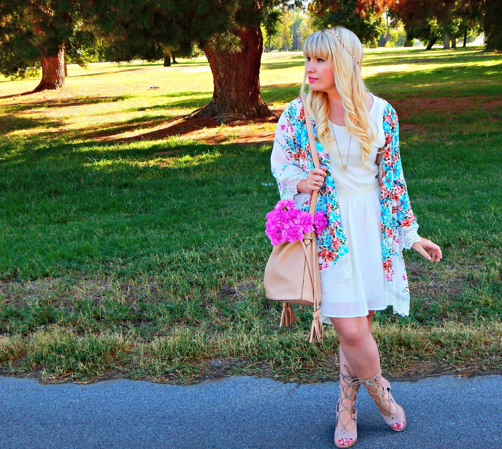 Flowy Florals & Giveaway