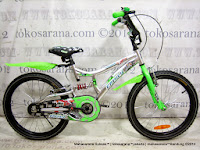 Sepeda BMX Family Champion Suspension 20 Inci