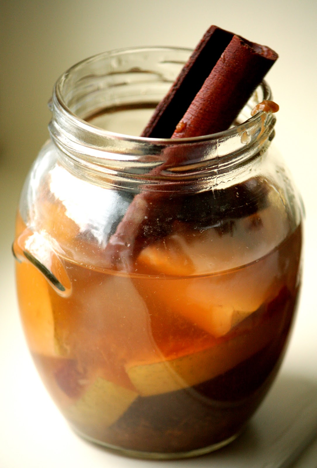 Dolce Fooda: Kompot, A Popular Winter Drink