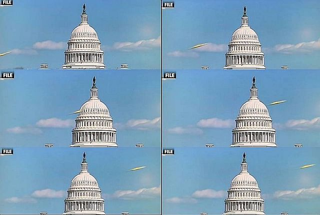 UFO News ~  UFO flies in front of the Capitol Building in Washington live on Fox News plus MORE UFO%2BCapitol%2BBuilding%2BWashington%2B2017%2B%25282%2529