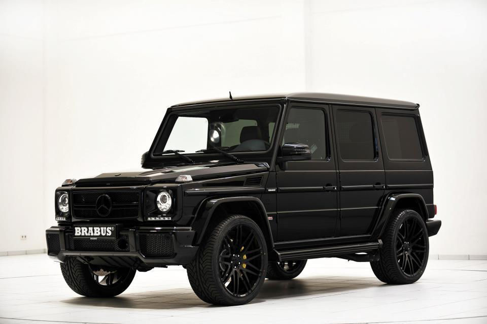all cars nz mercedes c63 amg g wagon 2012 by brabus. Black Bedroom Furniture Sets. Home Design Ideas