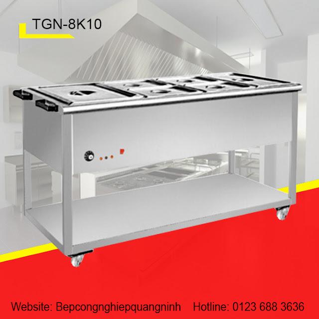 Bàn giữ nóng 8 ô TGN-8K10
