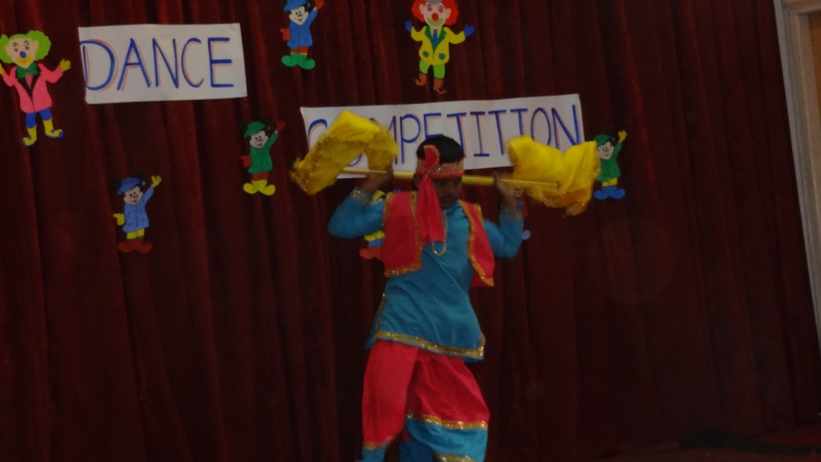 ST  DOMINIC SAVIO EDUCATIONAL COMPLEX ANDHERI: PRIMARY DANCE