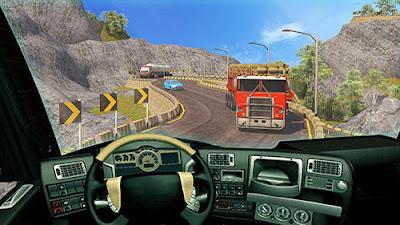 Offroad 18 Wheeler Truck Driving APK