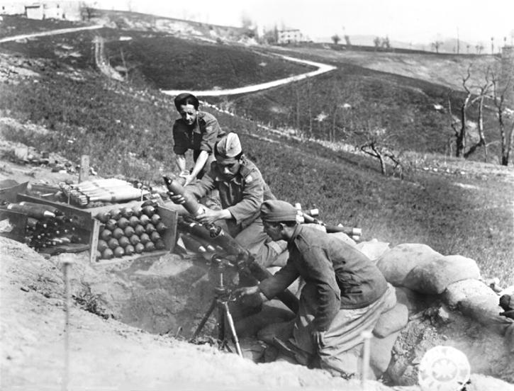 Pracinhas Segunda Guerra Mundial